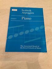 ABRSM Piano Grade 8 Scales & Arpeggios Book