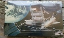 New In Plastic 1/144 Revell Space Operations Center With Shuttle