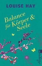 Balance für Körper & Seele ► Louise Hay (2016, Taschenbuch)  ►►►UNGELESEN