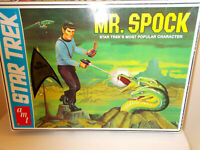 Star Trek Mr Spock AMT model kit (2011 reissued )