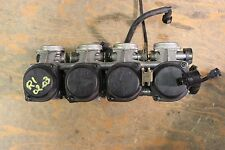 02 03 Yamaha YZFR1 YZF R1 THROTTLE BODY INJECTION AND AIRBOX INTAKE