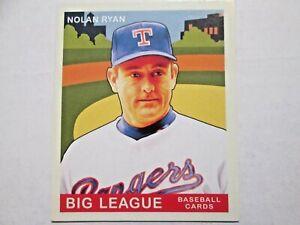 2007 Upper Deck Goudey #202 Nolan Ryan Texas Rangers