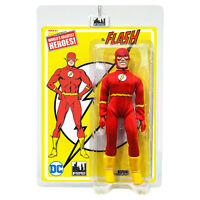 DC Comics Flash Series Retro Style 8 Inch Flash Action Figure