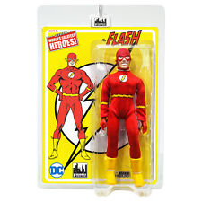 DC Comics Flash Series Mego Style 8 Inch Flash Action Figure