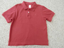Gymboree Red Polo Shirt Size 6 Airplane