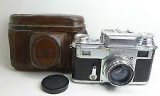 Zeiss Ikon Contax III rangfinder camera 2/50 5 cm Sonnar