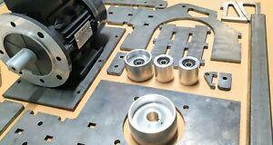 """2x72"""" Belt Grinder - Weld Together Kit"""