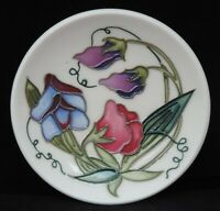 Moorcroft Sweetness Dish by Nicola Slaney - Boxed - 780/4 shape