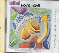 CD album: Compilation: Brilliant. Bossa Nova. Is Played With Verve. Polydor. X