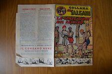 FUMETTO COLLANA ALBI SALGARI N. 11 LA CONFESSIONE 22 2 1949 CASA EDITRICE STAR