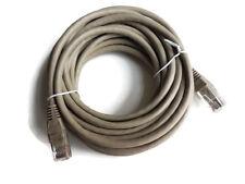 Cavo Ethernet Cat5e di rete RJ45 LAN internet ad alta velocità di piombo FILO GRIGIO 5 M