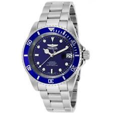 Invicta Men's Pro Diver 40mm Steel Bracelet & Case Automatic Watch 9094OB