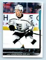 2018-19 Upper Deck Young Guns Jeret Anderson-Dolan RC #454