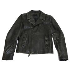 Banana Republic Men's Brown Genuine Leather Jacket Size Small