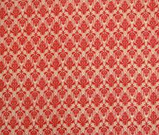 Coton tissu 44 large tissus couture Damas fournit par le chantier»