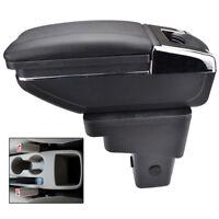 Rotatable Arm Rest For Hyundai Accent 2011-2017 Storage Box Armrest