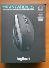 Logitech MX Anywhere 2S Graphite Wireless Laser New pc Mouse 2017 Bluetooth 910
