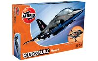 AIRFIX® QUICK-BUILD BAE HAWK MODEL AIRCRAFT KIT RAF TRAINING JET AIRCRAFT J6003