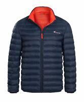 Men's lightweight Down Jacket Puffer Bubble Coat Packable Soft Winter Warm Parka