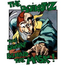 BOIKOTTZ, THE  The Dwarf Behind The Mask! CD (1994 Eigenlabel) Neu!