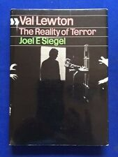 VAL LEWTON: THE REALITY OF TERROR - FIRST AMERICAN EDITION BY JOEL E. SIEGEL