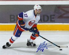 New York Islanders Brian Strait Signed 8x10 Photo w/ Cert