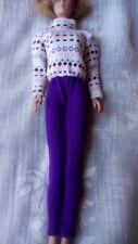 Vintage Barbie - Barbie (tagged) modern jumpsuit