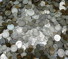 Estate Lot! EVERY COIN OVER 100 YEARS OLD Pre Civil War,Silver,Ancient, 6 Items!