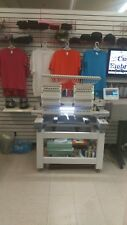 Embroidery and custom T shirt printing business