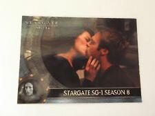"Rittenhouse ""STARGATE SG-1""  #P1 S8 Promo Trading Card TV Series (1997-2007)"