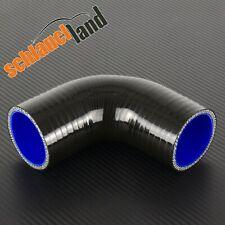 Silikonbogen 90° ID 13-200mm *** Turboschlauch Silikonschlauch Kühlerschlauch