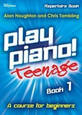 PLAY PIANO TEENAGE REPERTOIRE BOOK 1; ALAN HAUGHTON, KM BOOKS & MUSIC - 3612131