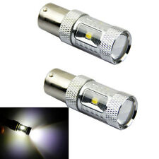 2PC 30W CREE White Error Free 1156 BA15S P21W Led Backup Reverse Light Canbus