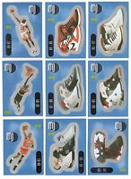 1998 UD MICHAEL JORDAN Complete Basketball Insert Set (36) Nike Air shoes 1980's