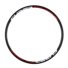 700C Superteam 24mm Depth Carbon Rims 23mm Width Basalt Brake Surface Bike Rims