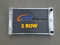 3 ROW Aluminum Radiator for VOLKSWAGEN VW POLO 86C 1.3L G40 1982-1994 COUPE