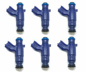 6x Fuel Injectors fit for SUZUKI GRAND VITARA XL-7 2007-2010 FJ1049, 1571078J00