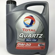5 Liter TOTAL Quartz Ineo FDE 0W-30