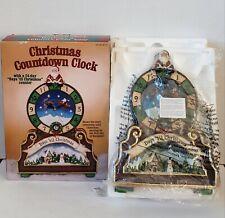 Christmas Countdown Clock 24 Days Till  Christmas (NEW)