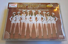 SNSD The New Beginning of Girls' Generation Japan Press Limited Edi. DVD + Goods