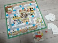 Vintage Retro ELC Road Safety Game Early Learning Centre 4+ 1980s