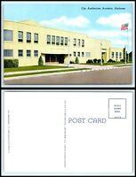 ALABAMA Postcard - Anniston, City Auditorium J9