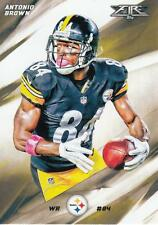 2015 Topps Fire #55 Antonio Brown Steelers