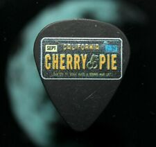 Warrant / Joey Allen 2020 Concert Tour Guitar Pick / California Cherry Pie