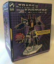 Palisades Toys Transformers Starscream  Thundercracker Variant Statue NIB