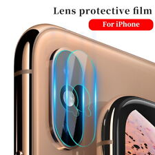 Camera Lens Fiber Film Glass Protector Cover For iPhone Xs Max Xr 8 7 6s Plus