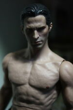 HOT custom BATMAN Christian Bale figure PVC head 1/6 TOYS
