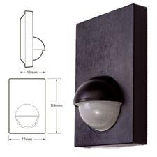 Adjustable PIR Motion Movement Sensor LED Light Switch IP44 Outdoor Security