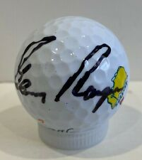 Gary Player Signed Masters Tournament Logo Golf Ball Autographed AUTO JSA COA
