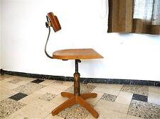 German Industrial Chair workshop STUDIO RECLINABILE atelier ama elastic sedia 1930s